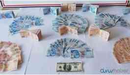 Sahte para operasyonu... Korucu suçüstü yakalandı