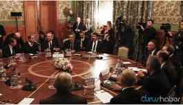 Moskova'da Libya toplantısı başladı