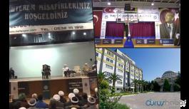 Okulda Atatürk posterlerinin üstü kapatılmıştı! Bakanlık açıklama yaptı