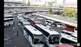 Otobüs firmalarının yetki belgelerine büyük zam