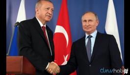 Putin ve Erdoğan Libya'daki durumu görüştü