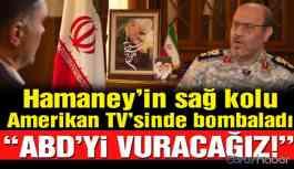 Son dakika… Hamaney'in askeri danışmanından çok sert ifadeler!