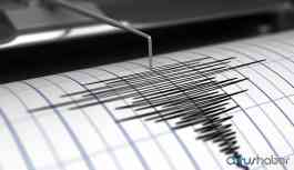 SONDAKİKA! İstanbul'da korkutan deprem!