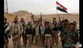 Suriye ordusu İdlib yakınındaki köyü ele geçirdi