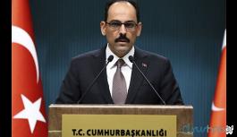 Türkiye'den ateşkes kararına ilişkin açıklama