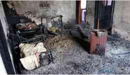 Van'da yangın! 2 çocuk hayatını kaybetti