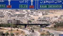 İki günde 400 araçlık askeri konvoy Suriye'ye geçiş yaptı