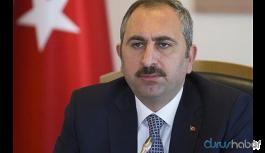 Adalet Bakanı Gül'den ceza infaz düzenlemesi açıklaması