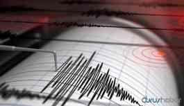 AFAD açıkladı: Bir deprem daha