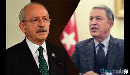 Bakan Akar, Kılıçdaroğlu'nun telefonunu açmadı
