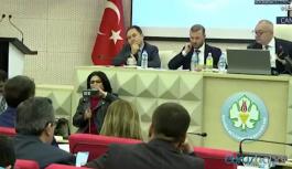 Meclis toplantısında tansiyon yükseldi! AKP ve MHP arasında sert tartışma!