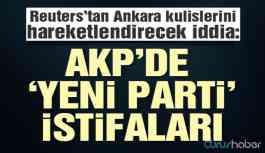 Kulisleri hareketlendirecek iddia: AKP'de 'yeni parti' istifaları!