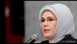 Çantası 50 bin dolar olan Emine Erdoğan'dan 'israftan kaçının' çağrısı!