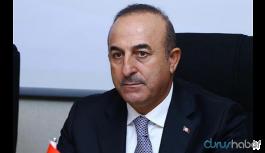 Dışişleri Bakanı Çavuşoğlu: İdlib'de saldırıyı yapan rejimdir