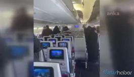 Video | Coronavirüs şüphesiyle karantinaya alınan yolculardan ilk görüntüler