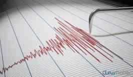 Deprem hareketliliği yine başladı!