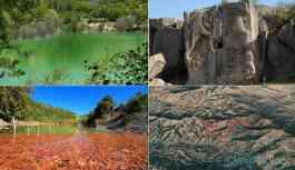Doğal koruma alanları ve tabiat parkları yok olma tehlikesiyle karşı karşıya