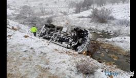 Engelli basketbol oyuncularını taşıyan araç kaza yaptı: 13 yaralı