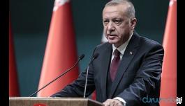 Erdoğan'dan açıklama: 30-35 civarında Suriye askeri etkisiz hale getirildi