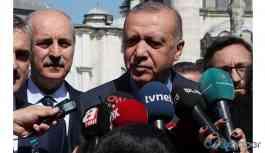 Erdoğan'dan flaş İdlib açıklaması: Bir savaş diyebilirim!