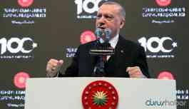 Erdoğan'dan, Kürt konferansına katılan HDP ve Saadet Parti'li vekillere tepki!