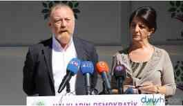 HDP Almanya'daki ırkçı saldırıyı kınadı