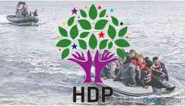 HDP'den mülteci açıklaması!