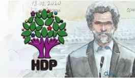 HDP'den Osman Kavala açıklaması: Adaletin içini boşaltanlar insanlık affetmeyecektir