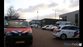 Hollanda'da peş peşe iki patlama