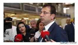 Ekrem İmamoğlu'ndan Beyoğlu Belediyesi'ne 'TÜRGEV' tepkisi