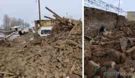 İran sınırında 5.9 büyüklüğünde deprem! Van'da yıkım: 4 ölü