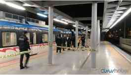 Aynı ilde ikinci vaka! Metro hattına atlayarak intihar etti!