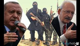 Kılıçdaroğlu'ndan Erdoğan'a tepki: Türkiye terör örgütlerini himaye ediyor