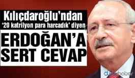 Kılıçdaroğlu'ndan Erdoğan'a sert 'deprem parası' yanıtı!