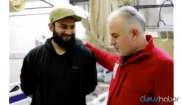Kızılay Başkanı'nın IŞİD'li 'doktor'la fotoğrafı ortaya çıktı