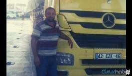 Kamyon şoförü maddi sıkıntılar nedeniyle hayatına son verdi