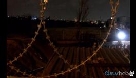 Metro inşaatında vinçle taşınan demirler işçilerin üzerine düştü: 2'si ağır 4 yaralı