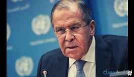 Rusya Dışişleri Bakanı Lavrov'dan flaş Türkiye açıklaması