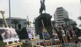 'FETÖ'nün siyasi ayağı' tartışmasına fotoğraf sergisiyle katıldılar