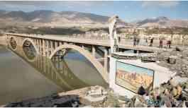 Su yükseldikçe 12 bin yıllık tarih adım adım kayboluyor