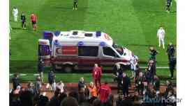 Süper Lig maçında kalp krizi geçirdi!