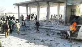 Tel Abyad'da bombalı araçla saldırı!
