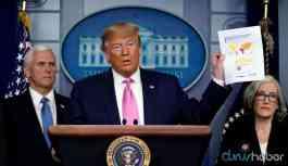 ABD Başkanı Trump'ın coronavirüs kağıdında Türkiye detayı