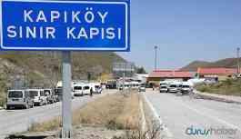 Türkiye-İran sınırı kapatıldı!