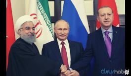 Tahran'da İdlib gündemli üçlü zirve