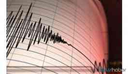 Van ve Elazığ'daki depremler korkuttu!