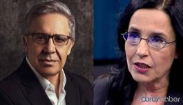 Zülfü Livaneli ile Yazar Ayşe Hür arasında 'Kürt' tartışması