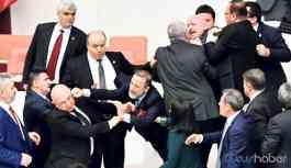AKP'li vekilden CHP'li Özkoç'a tehdit: Meclis'e gelirse...
