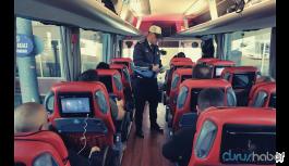 Bakan Soylu duyurdu: Otobüsler için sıkıyönetim ilan edilmiştir