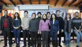 Tutuklu 4 avukat süresiz açlık grevine başladı